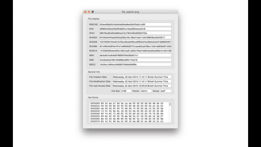 View File for Mac - review, screenshots