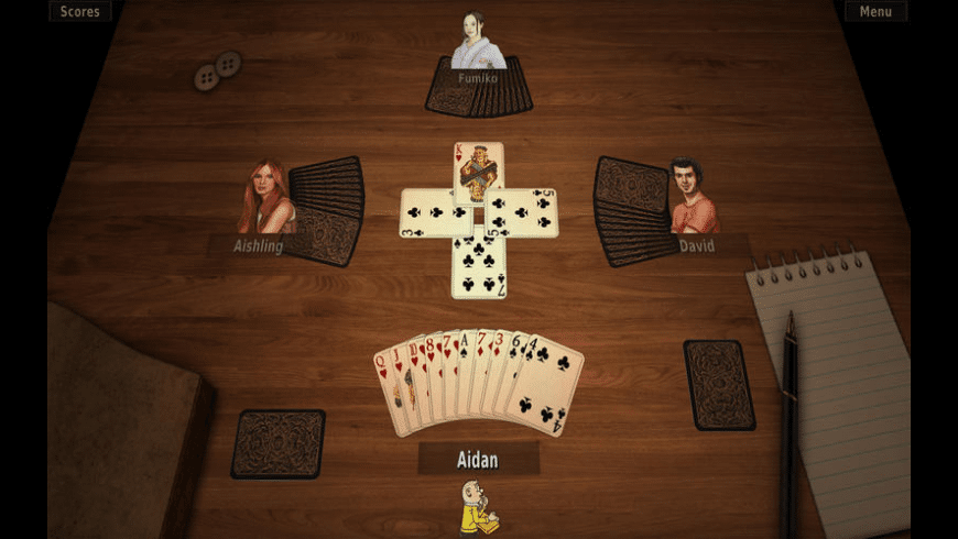 Hearts! for Mac - review, screenshots