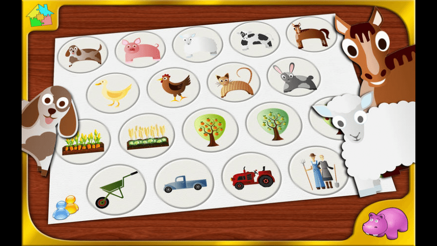 Farm Jigsaw Puzzle for Mac - review, screenshots