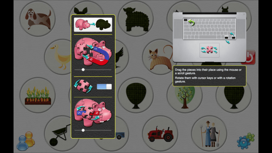 Farm Jigsaw Puzzle for Mac - review, screenshots