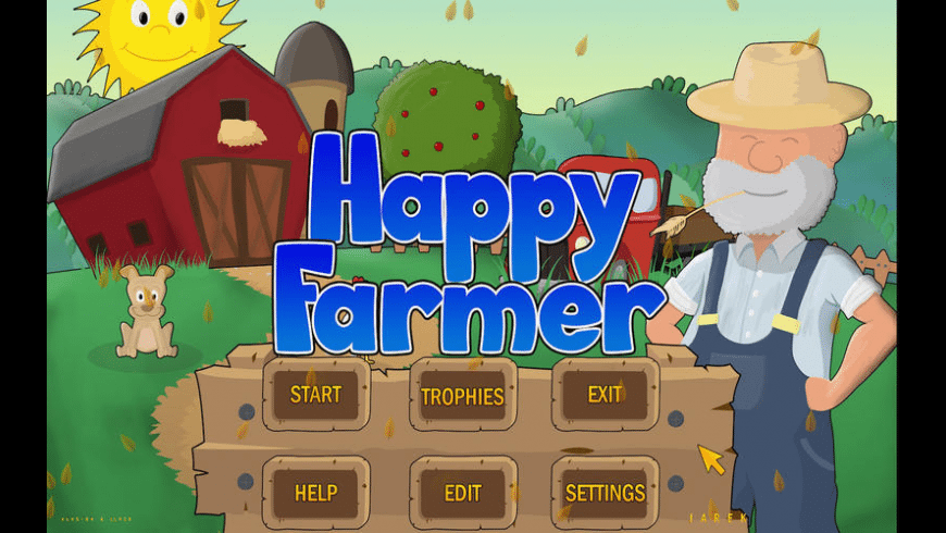 Happy Farmer for Mac - review, screenshots