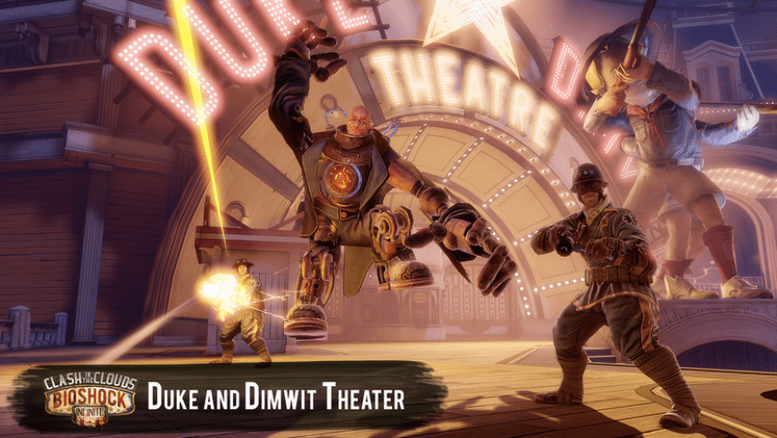 BioShock Infinite: Season Pass for Mac - review, screenshots