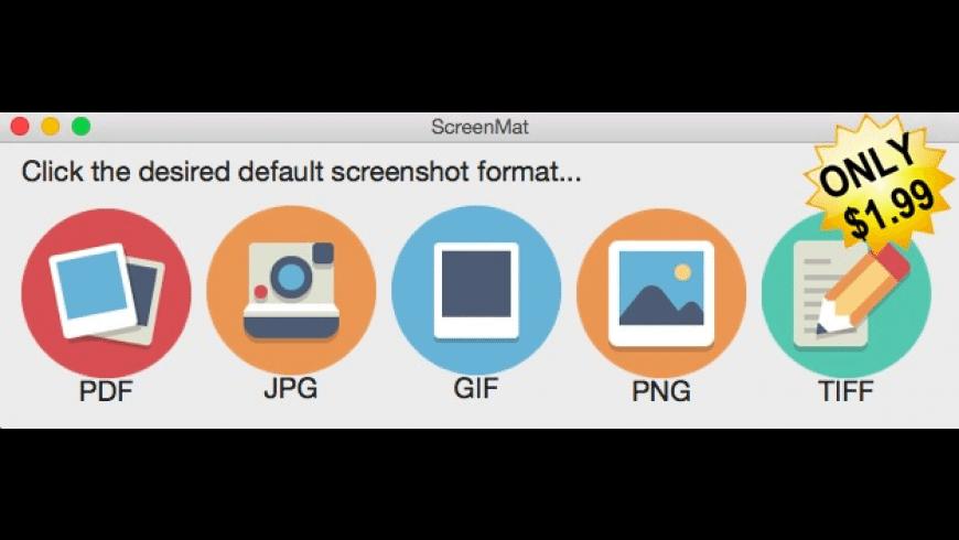 ScreenMat for Mac - review, screenshots