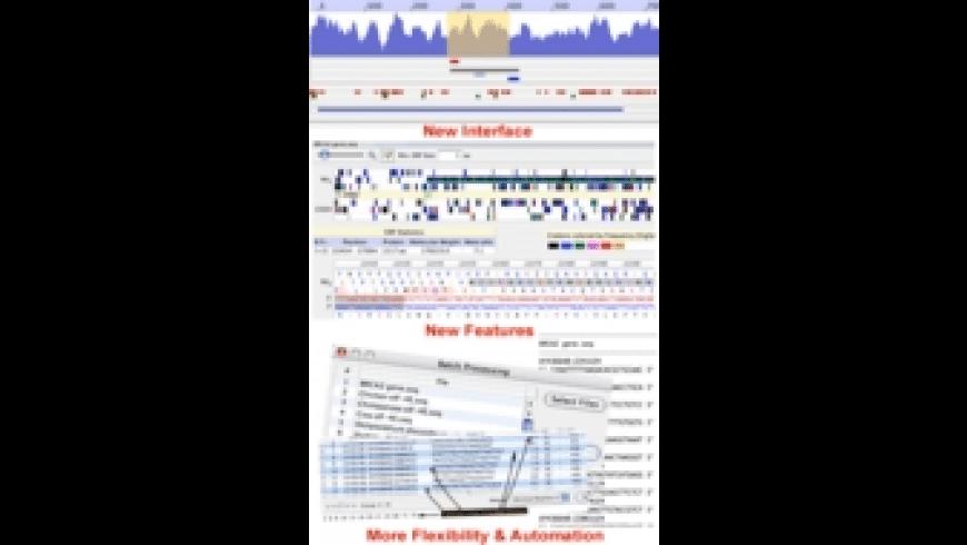 Oligo for Mac - review, screenshots