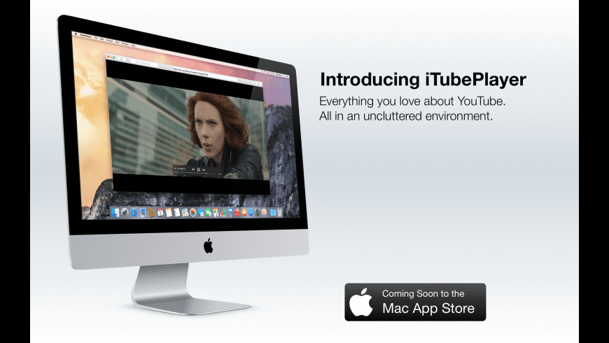 iTubePlayer for Mac - review, screenshots