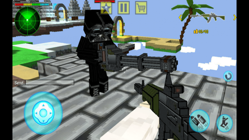 Block Shooter for Mac - review, screenshots