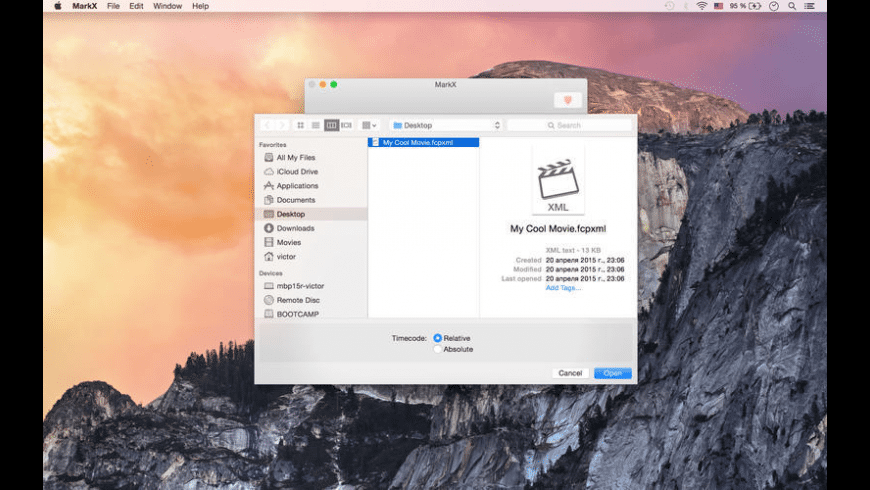 MarkX for Mac - review, screenshots