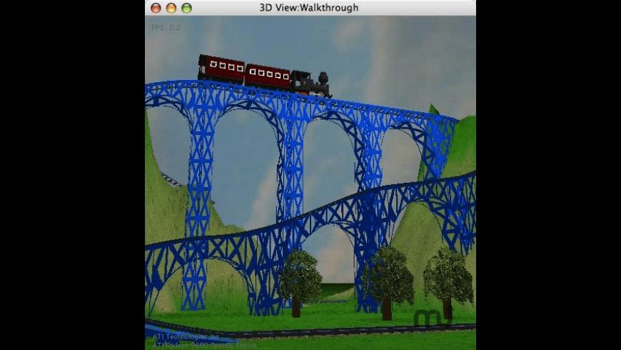 googol-Choo-Choo 3D for Mac - review, screenshots