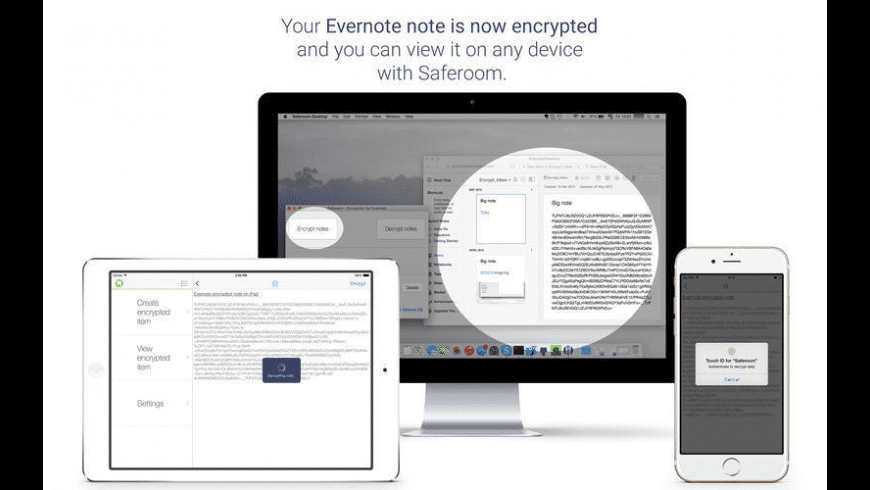Saferoom for Mac - review, screenshots