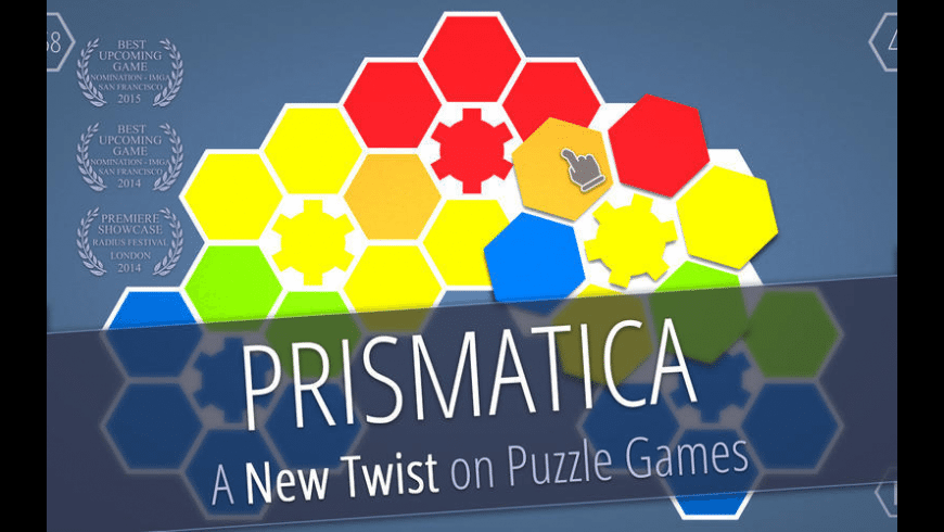 Prismatica for Mac - review, screenshots