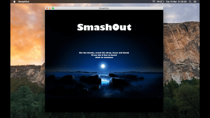 SmashOut for Mac - review, screenshots