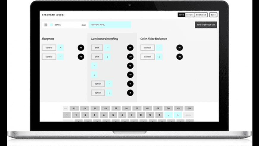 VSCO Keys for Mac - review, screenshots