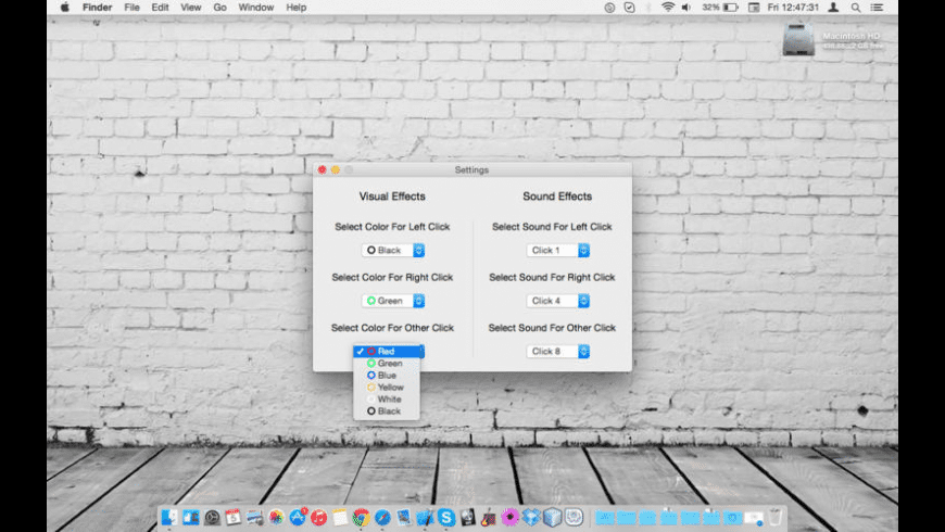 Clicky for Mac - review, screenshots
