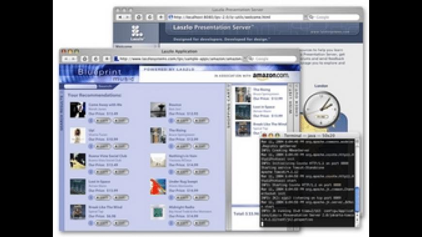 OpenLaszlo for Mac - review, screenshots
