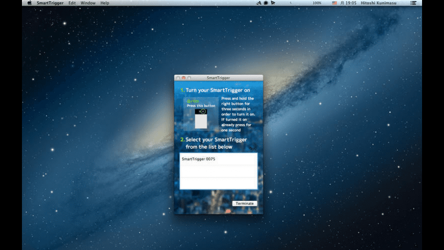 SmartTrigger for Mac - review, screenshots