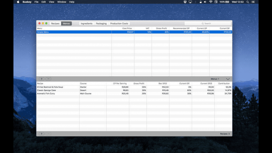 Busboy for Mac - review, screenshots