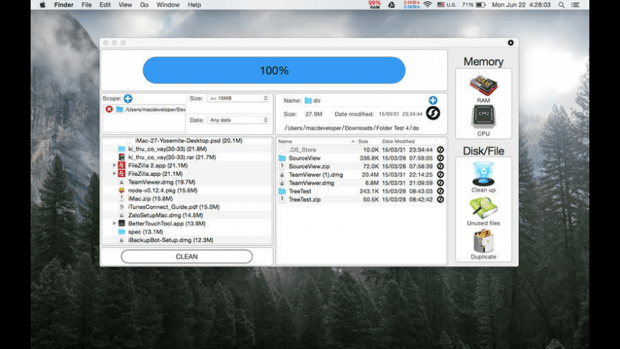 Power Booster for Mac - review, screenshots