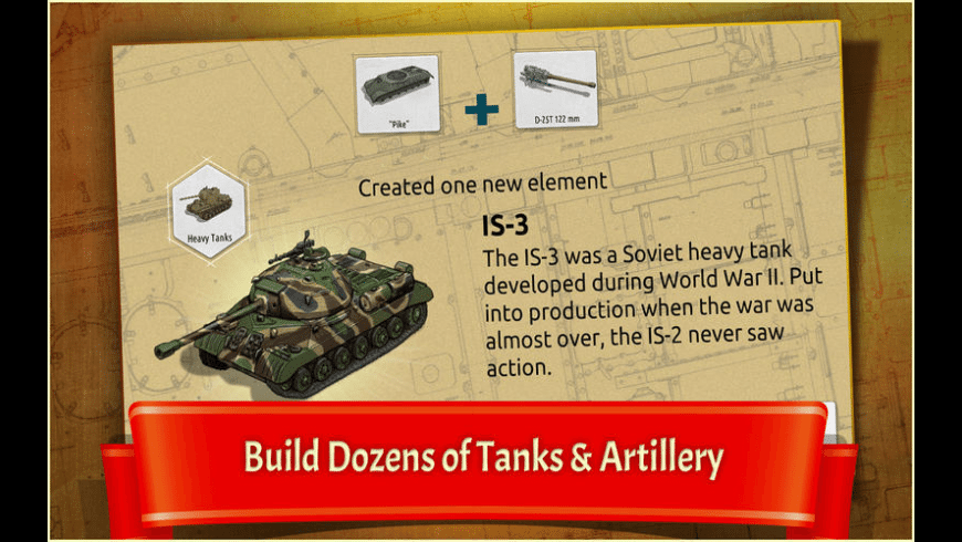 Doodle Tanks for Mac - review, screenshots