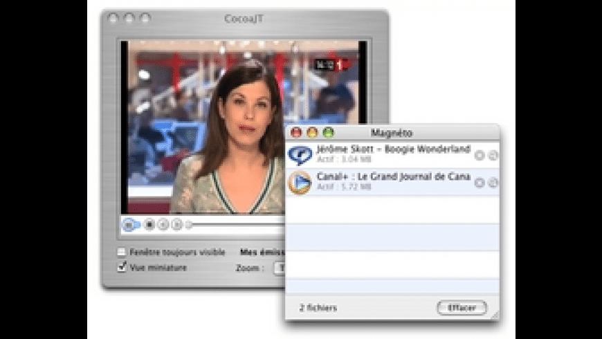 CocoaJT for Mac - review, screenshots