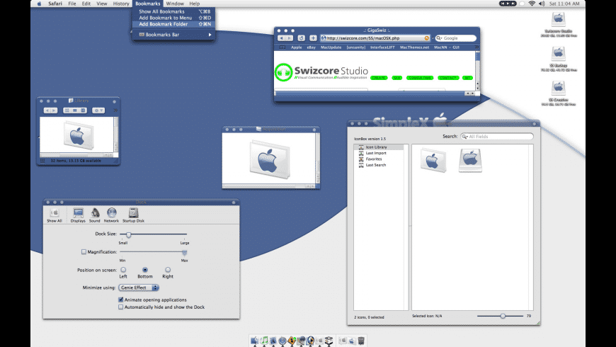 SimpleX for Mac - review, screenshots