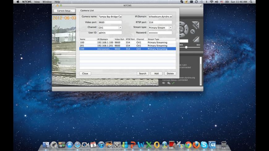 Microseven for Mac - review, screenshots