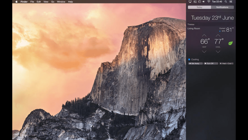 Thessa for Mac - review, screenshots