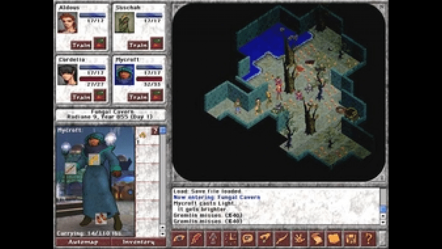 Blades of Avernum for Mac - review, screenshots