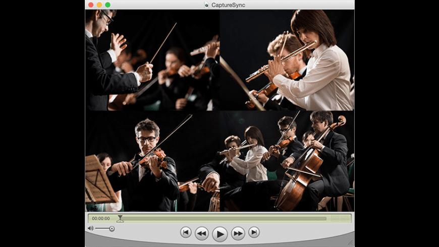 CaptureSync for Mac - review, screenshots