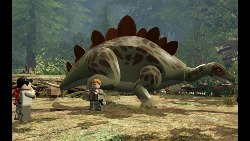 LEGO Jurassic World for Mac - review, screenshots