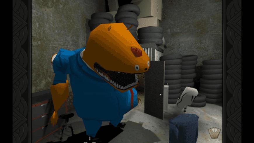 Grim Fandango Remastered for Mac - review, screenshots