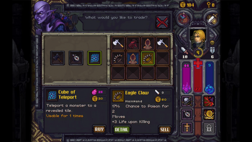 RuneStone Keeper for Mac - review, screenshots