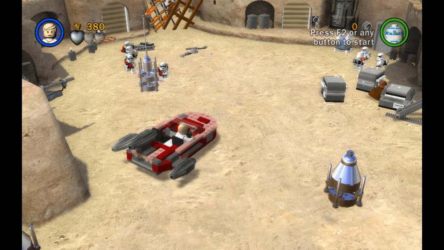 LEGO Star Wars Saga for Mac - review, screenshots