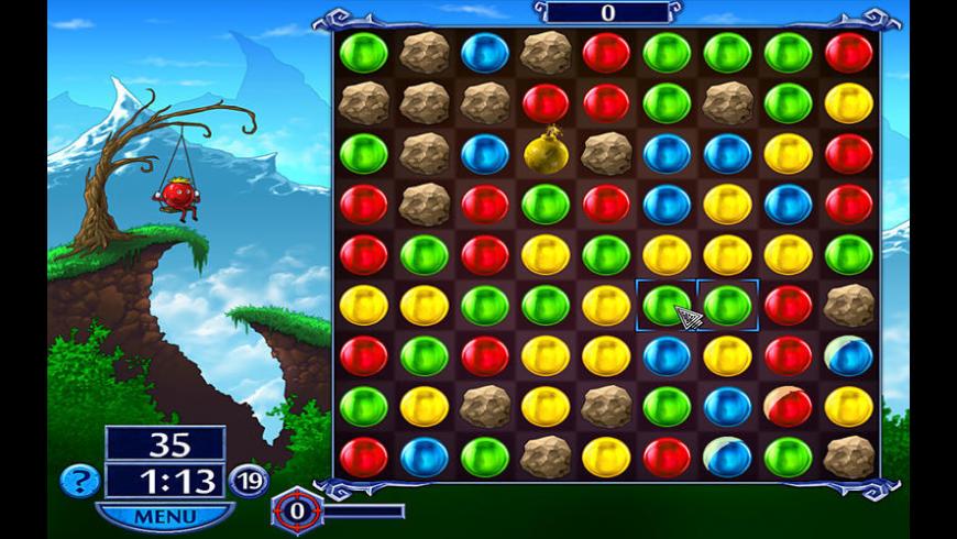 CrazyBalls for Mac - review, screenshots