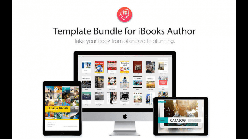 Template Bundle for iBooks Author for Mac - review, screenshots