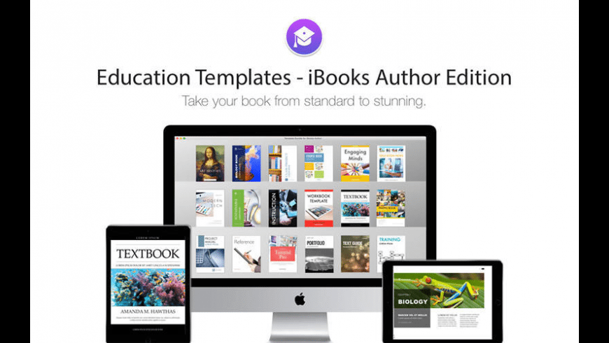 Education Templates iBooks Author Edition for Mac - review, screenshots