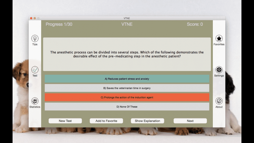 VTNE for Mac - review, screenshots