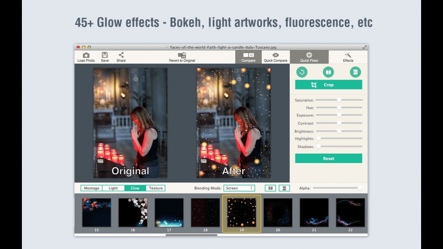 PicLight for Mac - review, screenshots