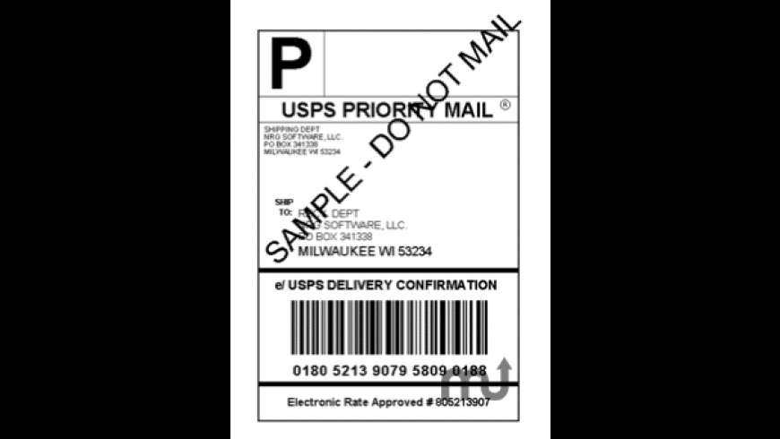 NRG Postal Tool Kit for Mac - review, screenshots