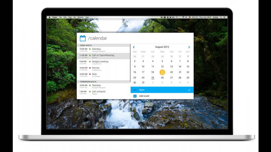 Cloudo for Mac - review, screenshots