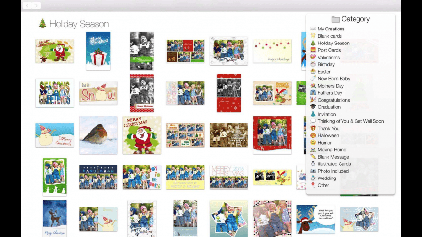 Cardsmith for Mac - review, screenshots