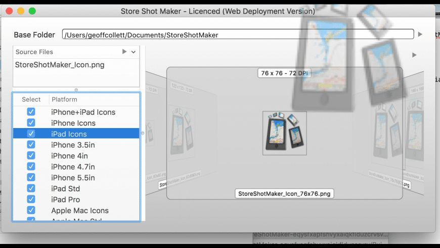 StoreShotMaker for Mac - review, screenshots