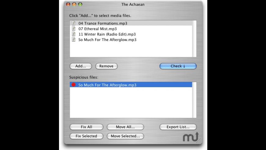 The Achaean for Mac - review, screenshots