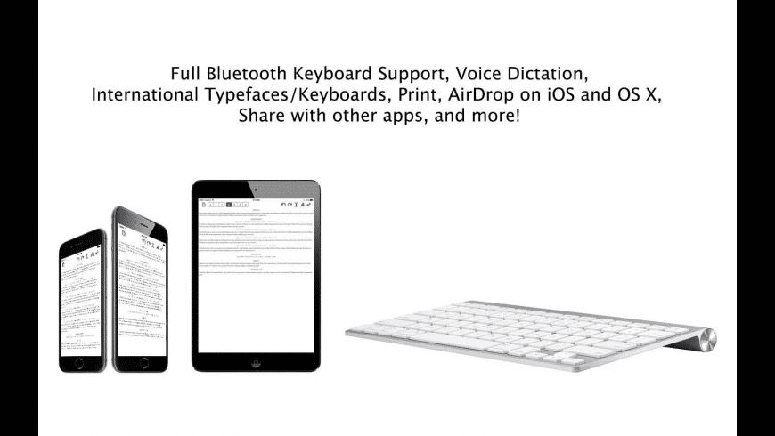 TXT Write for Mac - review, screenshots