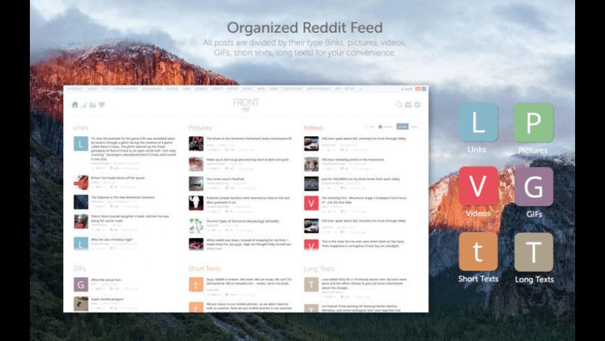 Uforio for Mac - review, screenshots