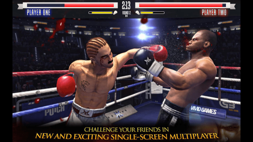Real Boxing for Mac - review, screenshots