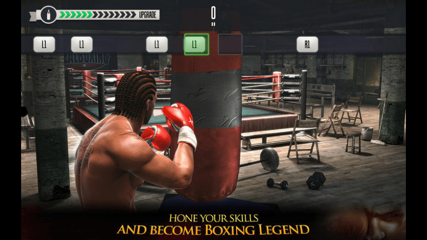 Real Boxing for Mac - review, screenshots