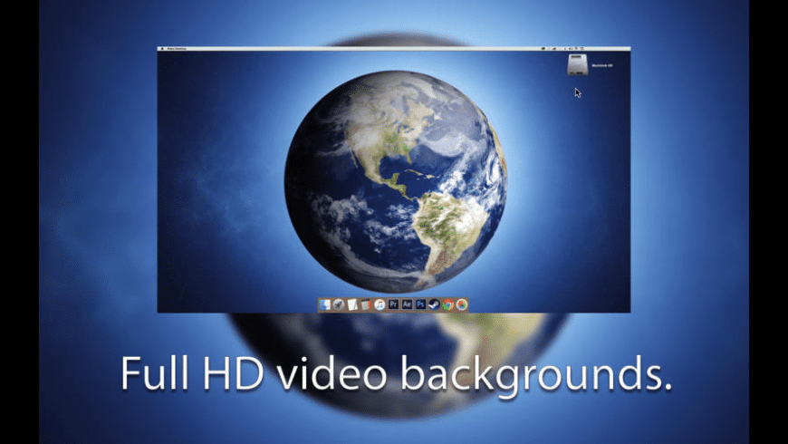 Video Desktop Lite for Mac - review, screenshots