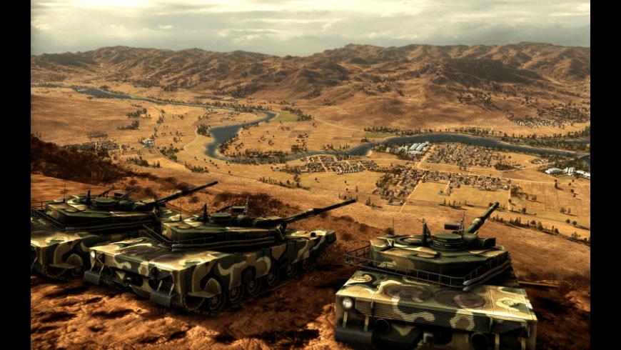 Wargame: Red Dragon for Mac - review, screenshots