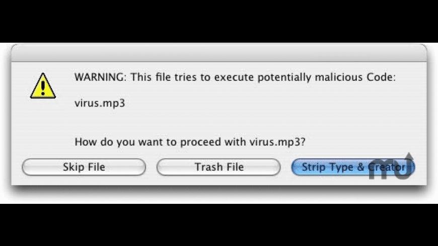 TCstripper for Mac - review, screenshots
