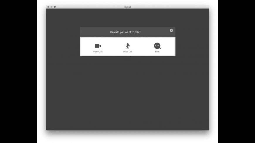 Sylaps for Mac - review, screenshots